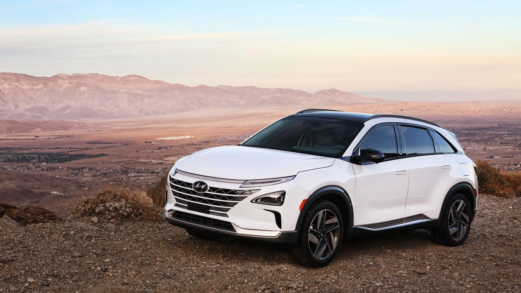 Hyundai Models 2015 >> Hyundai NEXO fuel-cell (2019) review: zen master | CAR ...