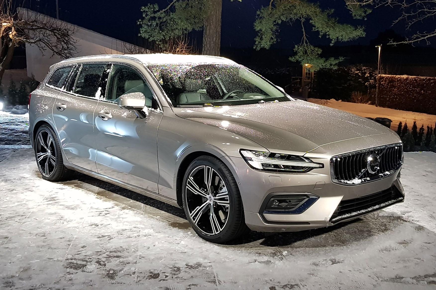 Volvo V60 estate (2018): interior, UK price and release date | CAR Magazine