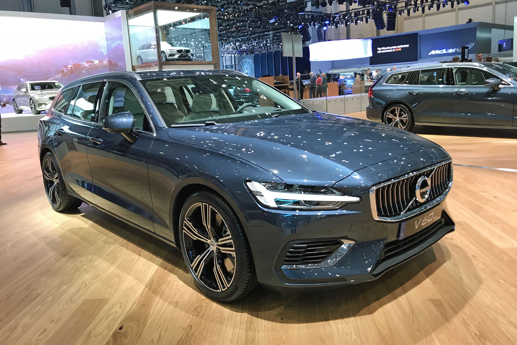 New Volvo 2018-2019 year 65