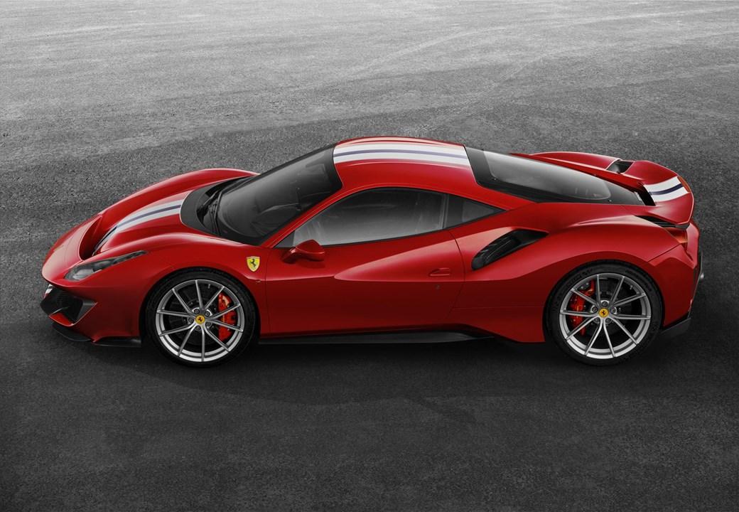 New Ferrari 488 Pista 2018 News Specs Prices Car Magazine