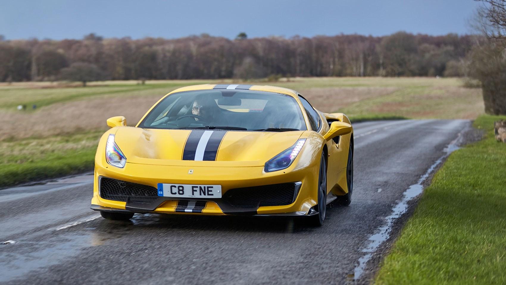 New Ferrari 488 Pista 2018 News Specs Prices Video Car Magazine