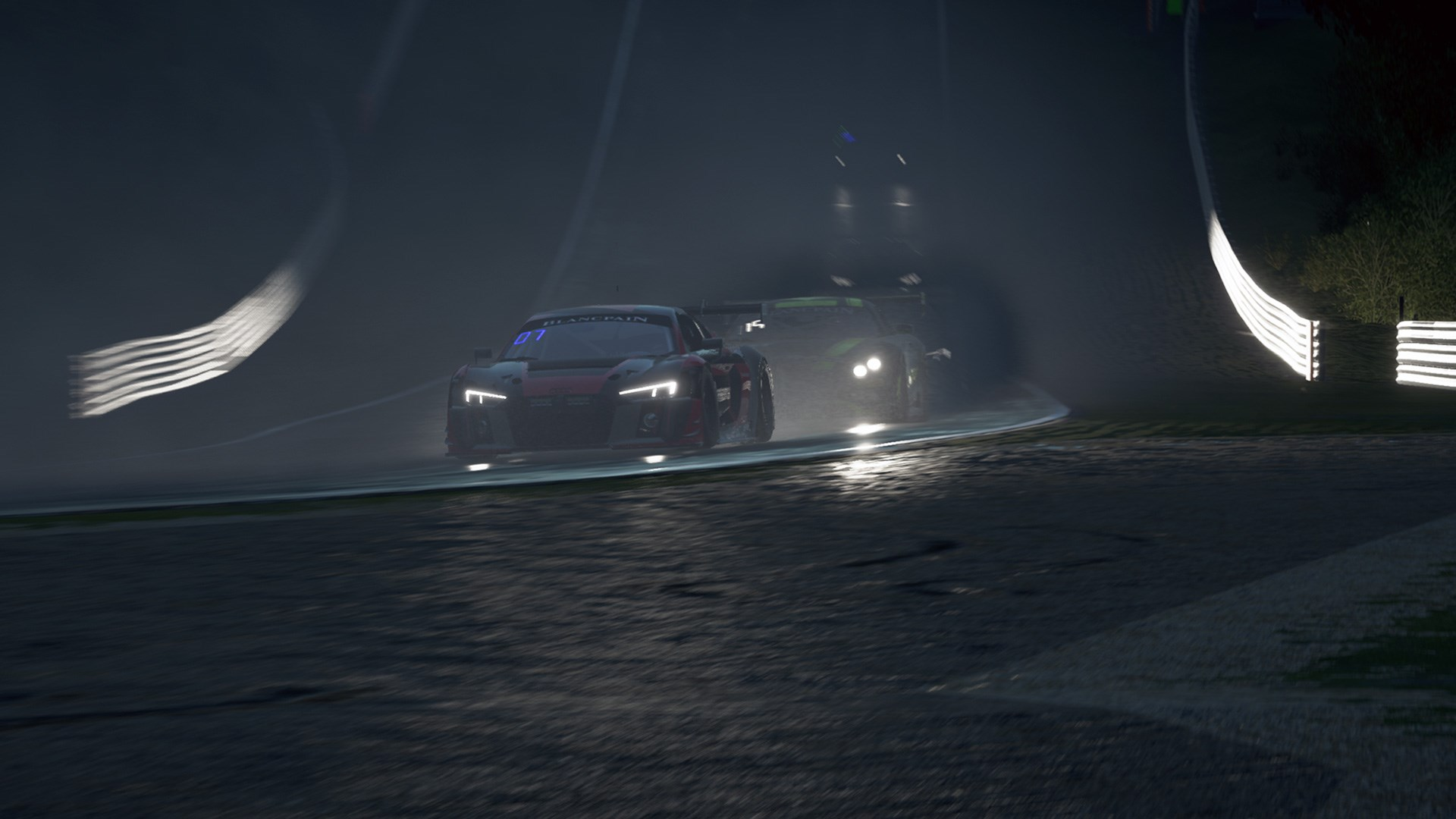 Assetto Corsa Competizione is a sequel with dynamic weather