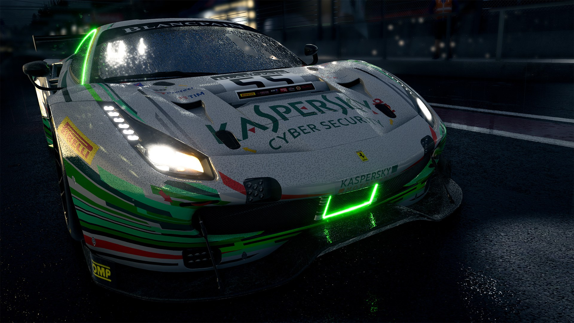 'Assetto Corsa Competizione' Comes to Early Access This Summer - Screens & Trailer