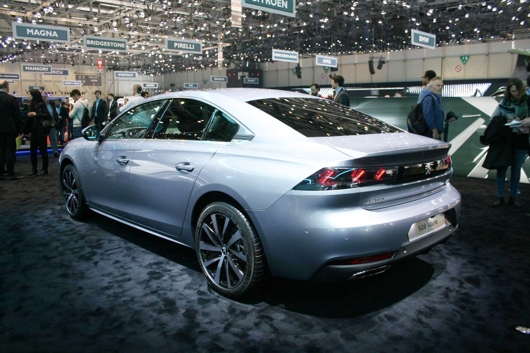 peugeot 508 sport engineered concept first of fast phevs car magazine. Black Bedroom Furniture Sets. Home Design Ideas