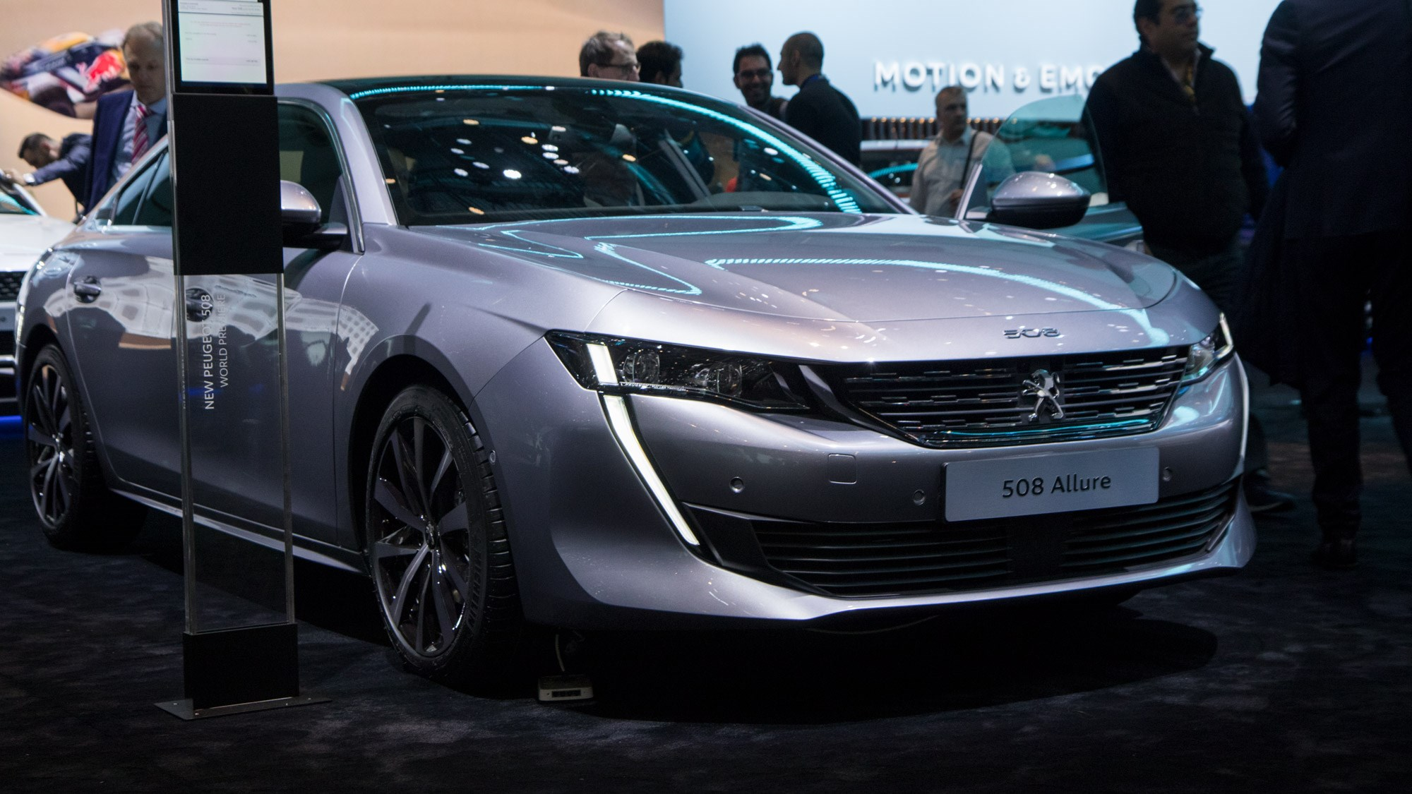 New Peugeot 508 A Pretty Plug In Pug Car Magazine