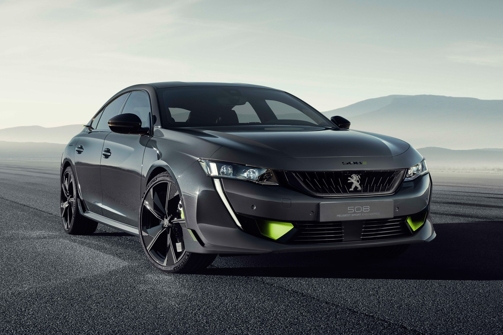 Peugeot 508 Sport Engineered Concept First Of Fast Phevs Car Magazine