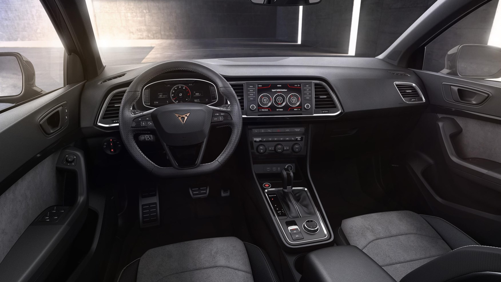 Cupra Ateca SUV: news, photos, prices, specs, on sale date ...
