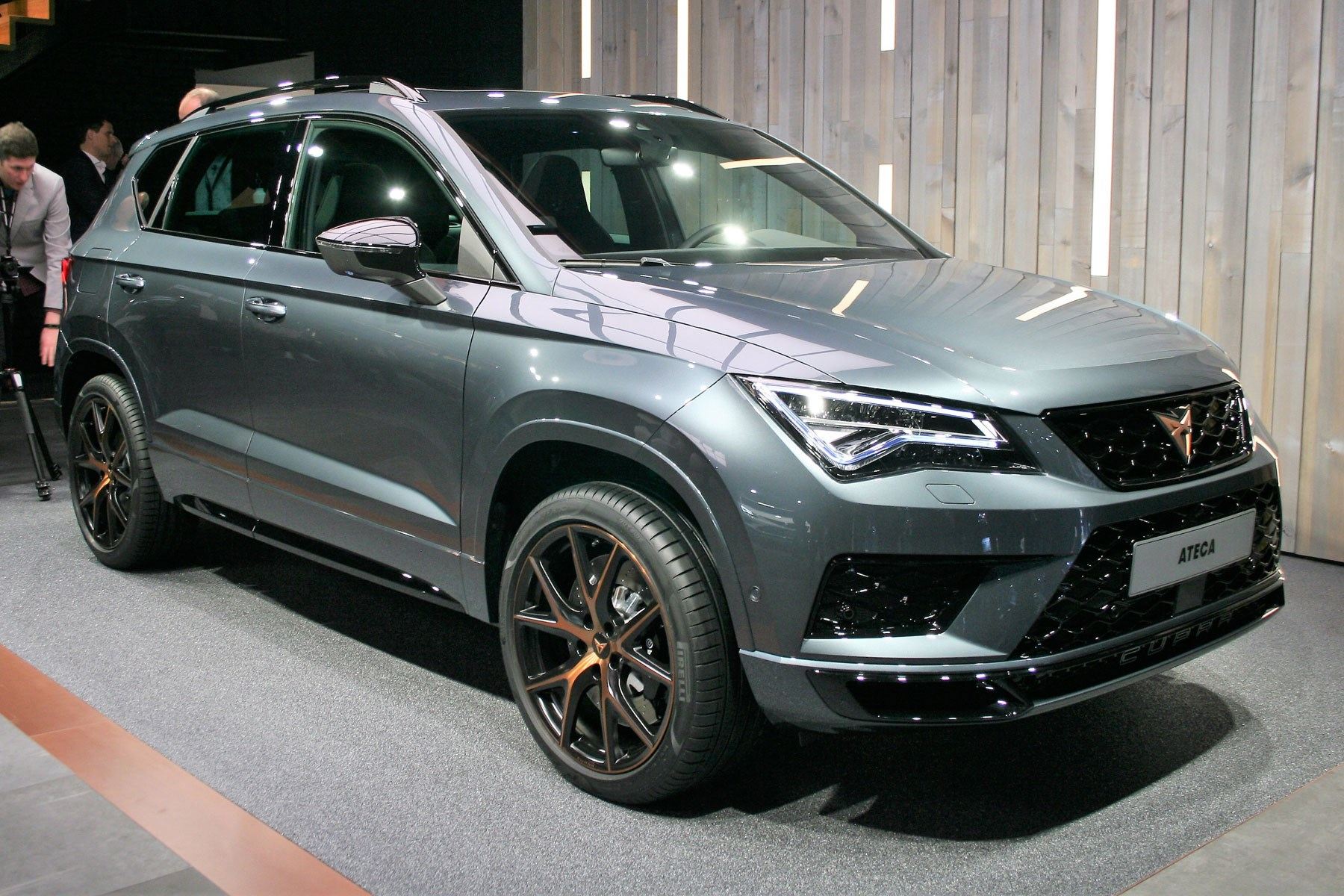 Cupra Ateca Suv News Photos Prices Specs On Sale Date