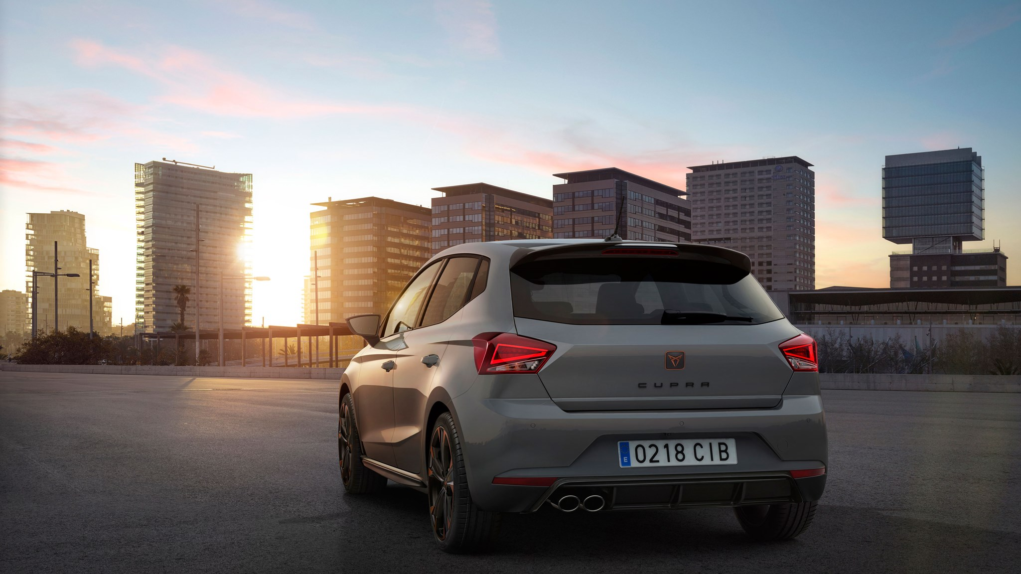 cupra ibiza 2019 news photos specs prices on sale date by car magazine. Black Bedroom Furniture Sets. Home Design Ideas