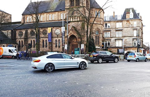 BMW 4-series Gran Coupe in Glasgow