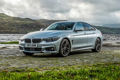CAR magazine's BMW 4-series Gran Coupe long-term test review