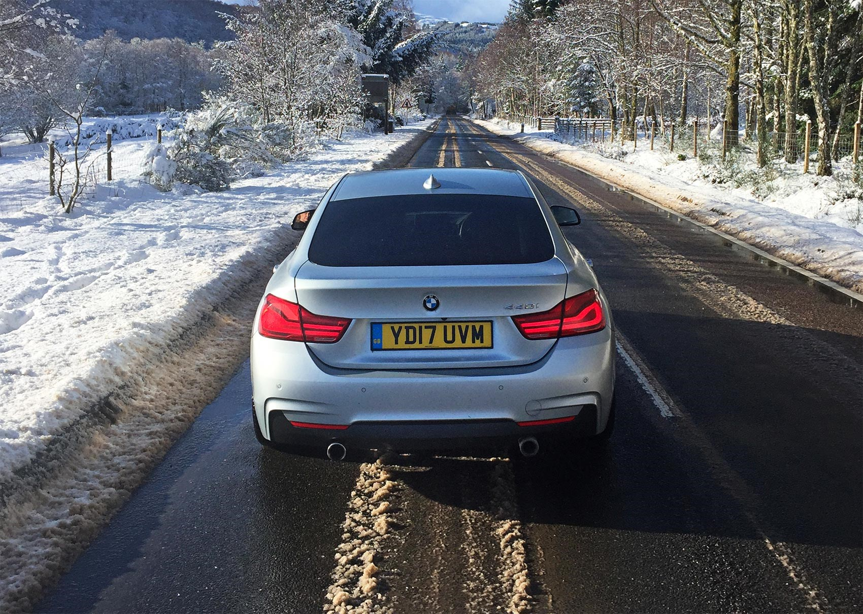 Bmw 4 Series Gran Coupe Long Term Test Review Living With A 440i Car Magazine