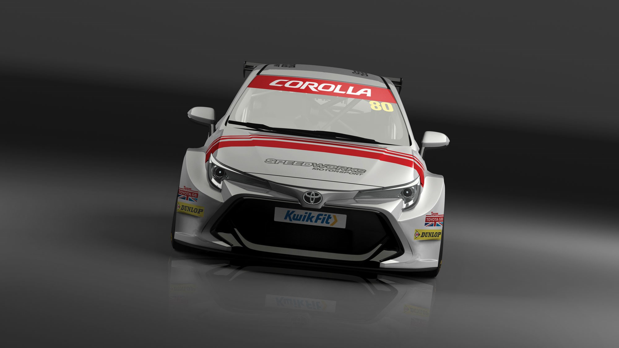 new toyota corolla to race in 2019 btcc championship | car magazine
