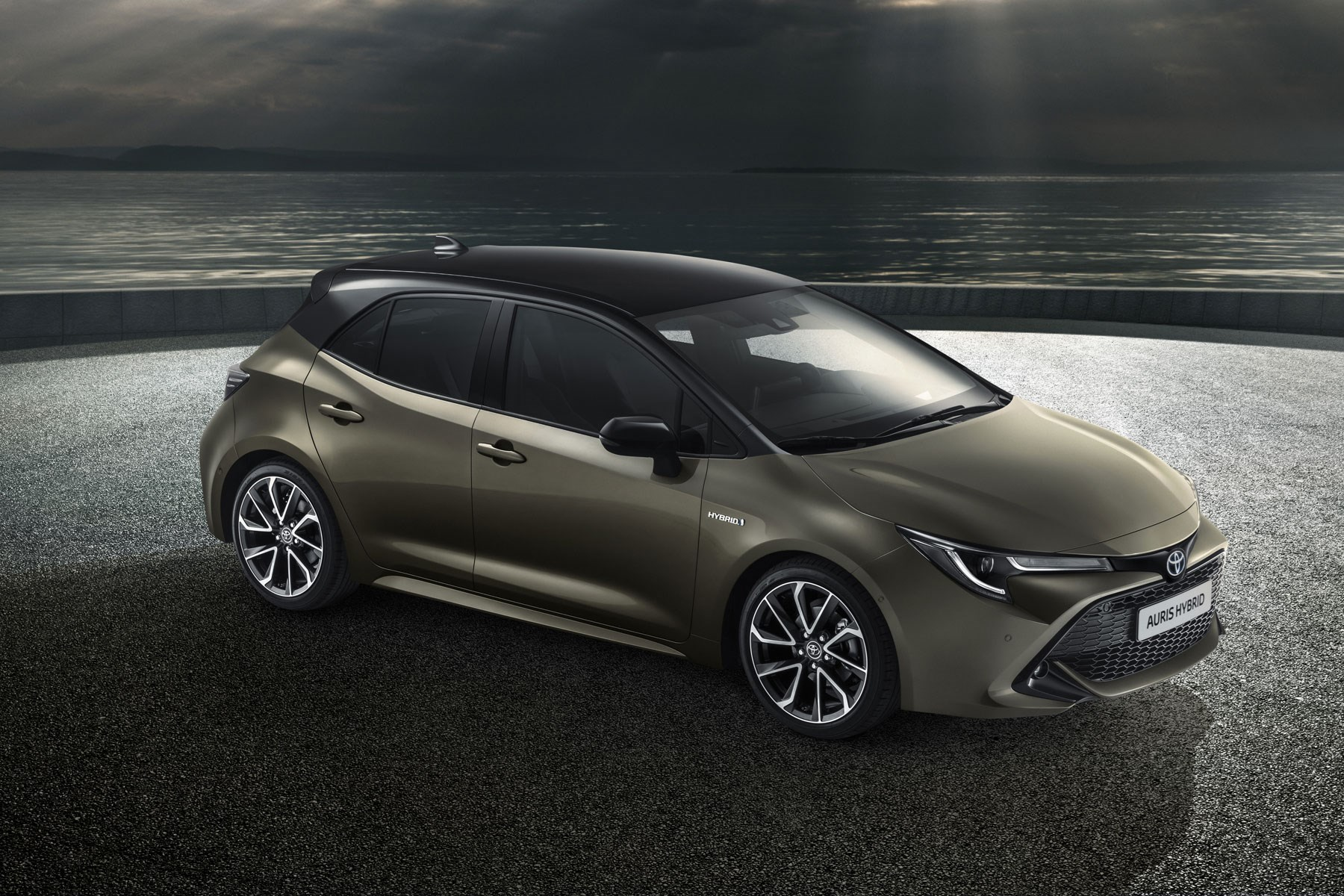 Autos ca Forum: 2019 Toyota Auris (Toyota iM hatch)
