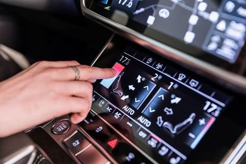 Audi A6 infotainment 2
