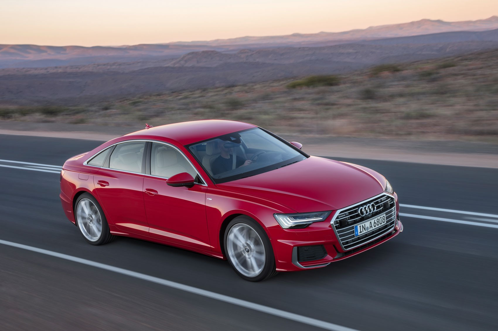 Audi A6 saloon 2018 interior price and release date by CAR Magazine