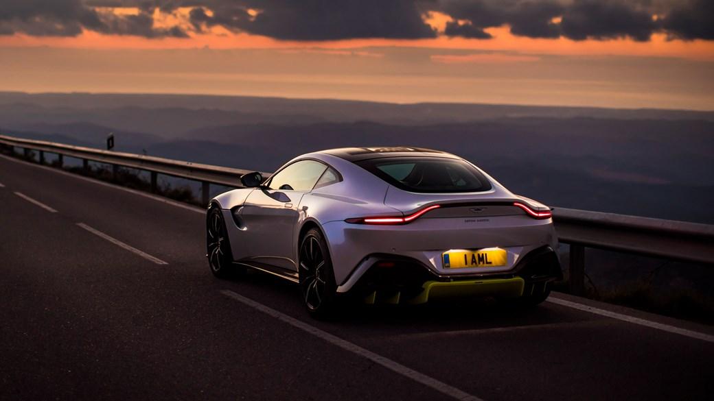 New Aston Martin >> New Aston Martin Vantage Review A Serious 991 2 Rival Car Magazine