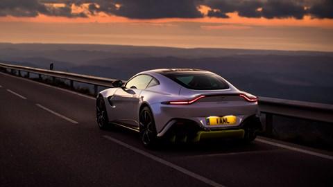 New Aston Martin >> New Aston Martin Vantage Review A Serious 991 2 Rival Car