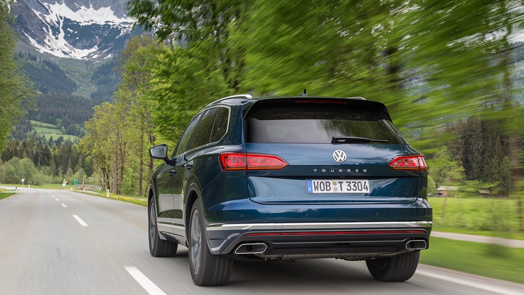 New Vw Touareg Review Still Want That Xc90