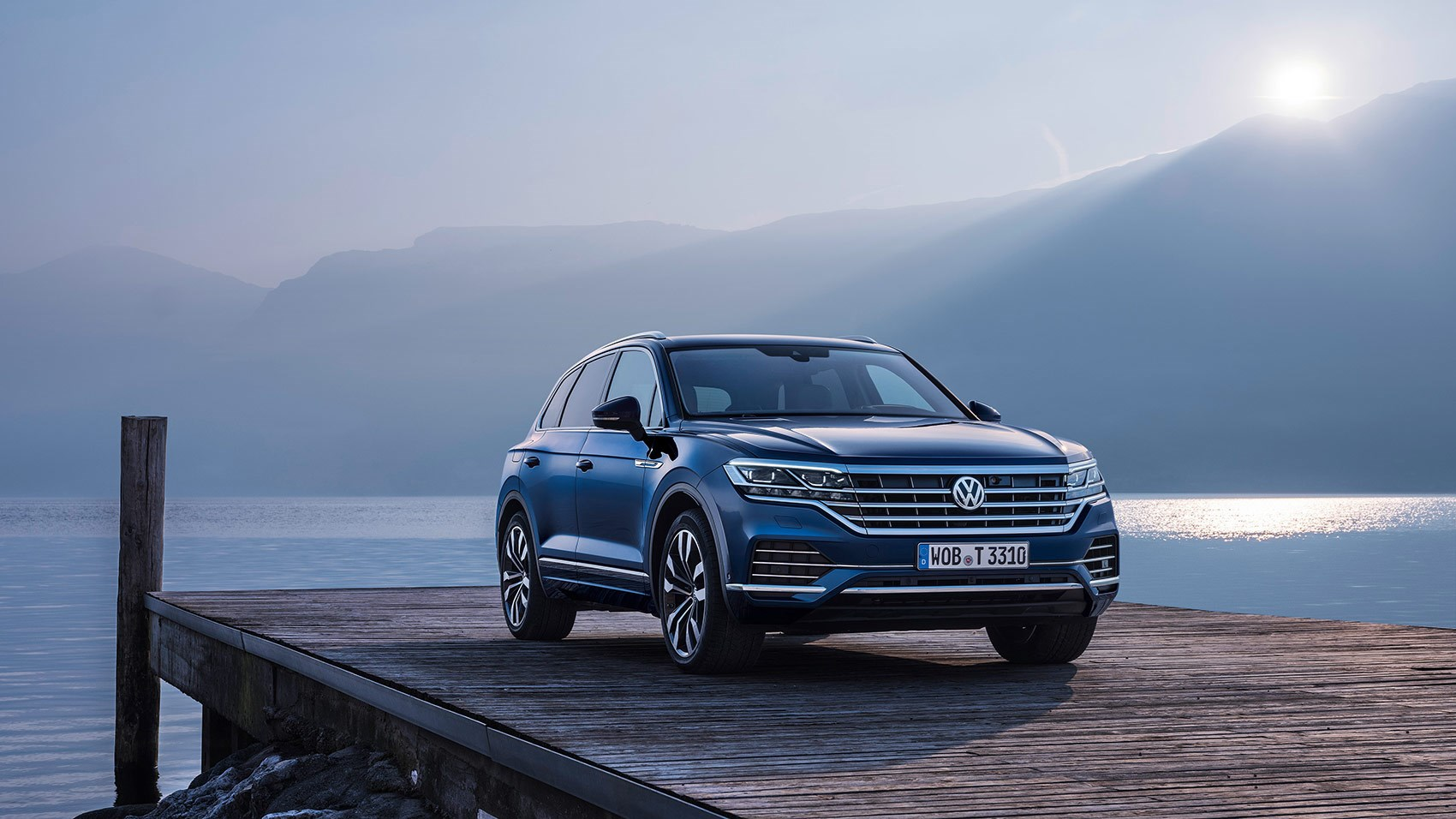 VW Touareg review (2018): specs prices on sale date   CAR ...