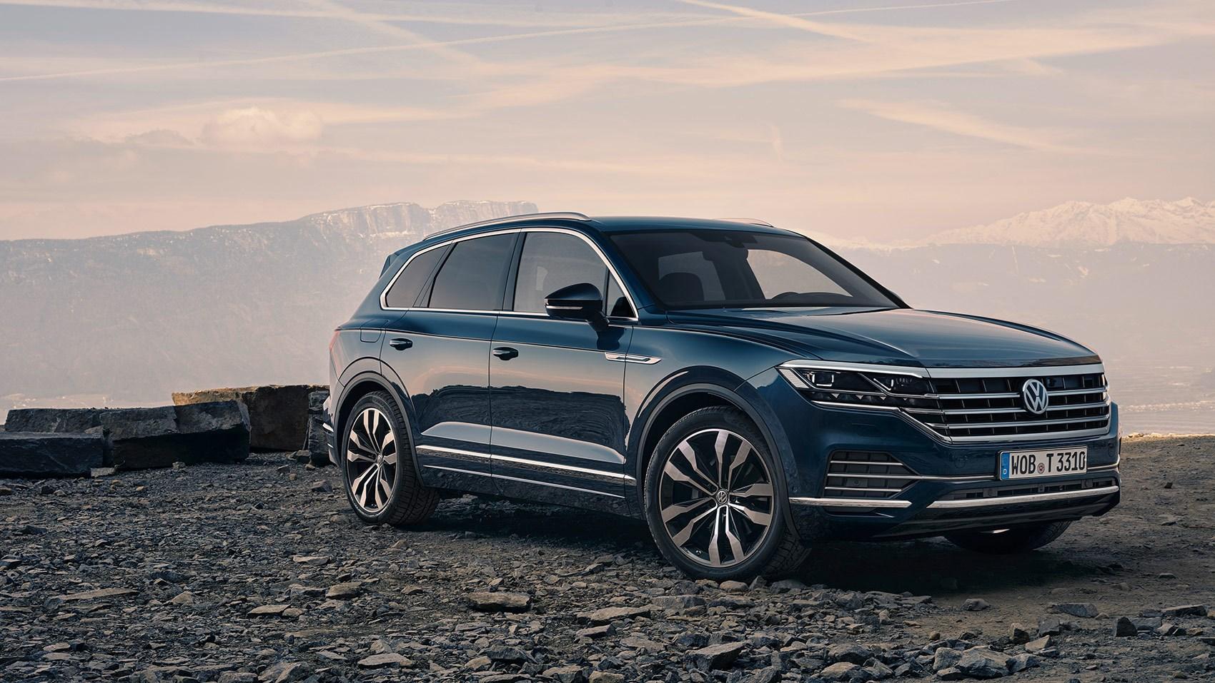 VW Touareg review (2018): specs prices on sale date   CAR Magazine