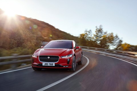 Jaguar i-Pace electric and prices