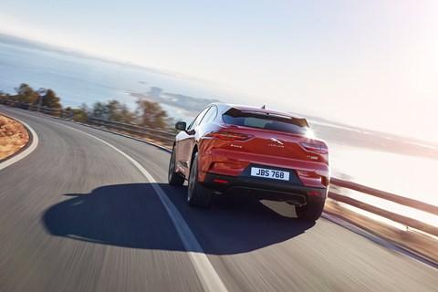 New 2018 Jaguar i-Pace