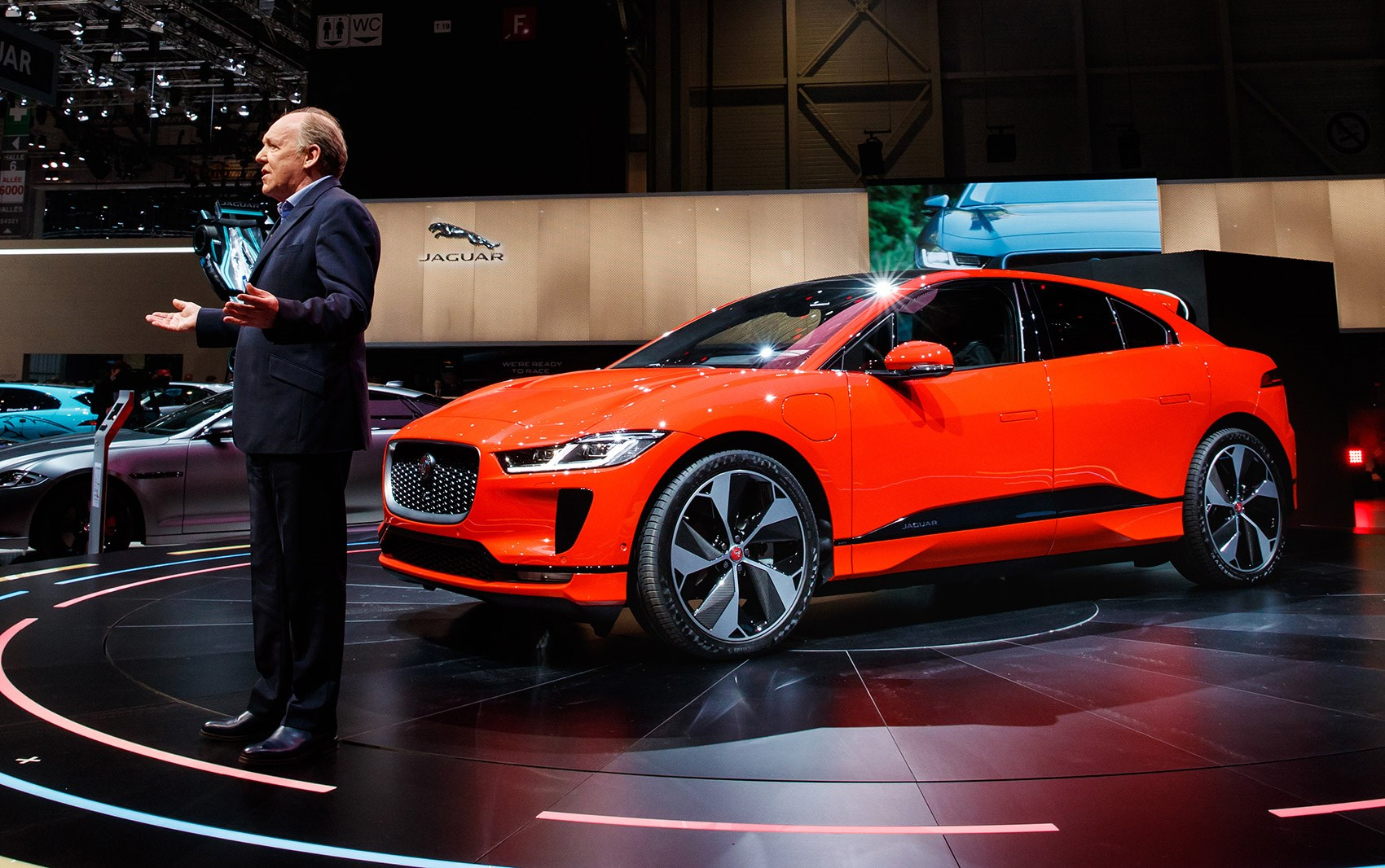 2019 Jaguar I-Pace EV: Design, Specs, Mileage, Price >> Jaguar I Pace Electric Suv News Specs Prices Uk On Sale Dates