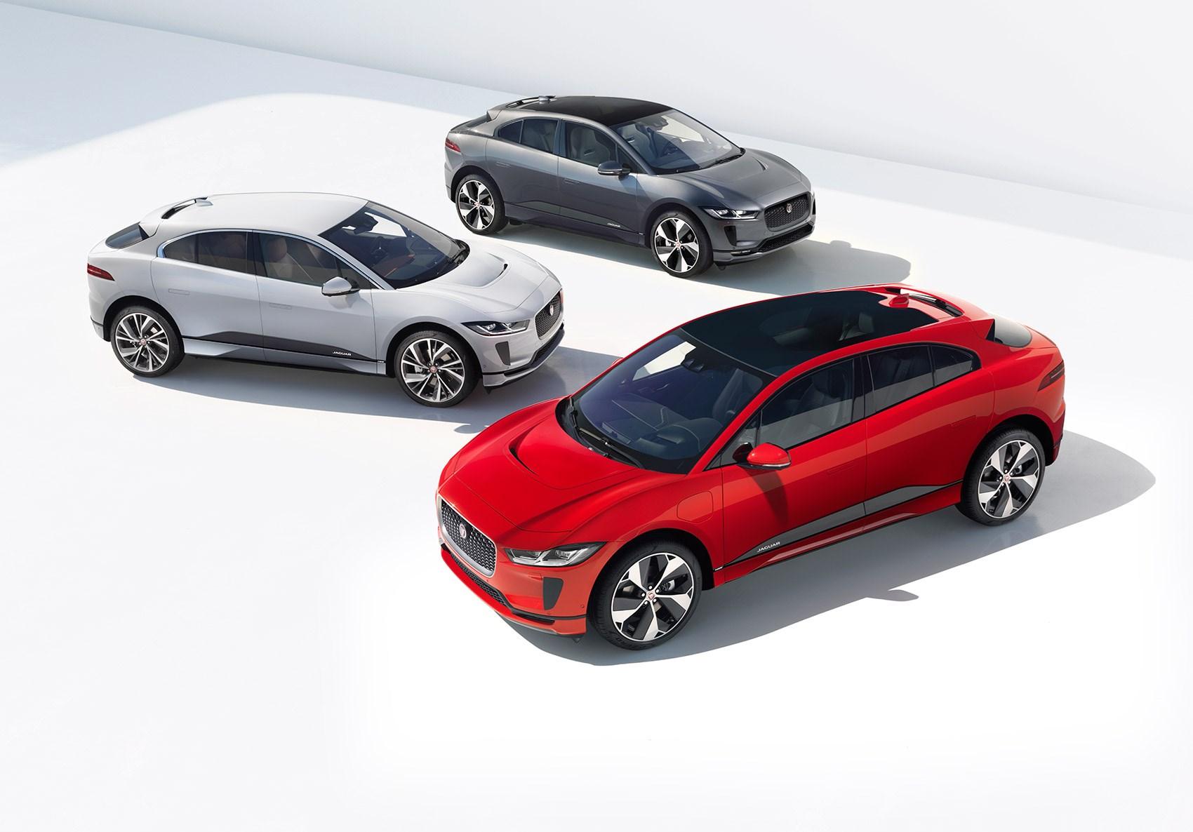 2018 Jaguar I-Pace: Design, Specs, Release >> Jaguar I Pace Electric Suv News Specs Prices Uk On Sale Dates