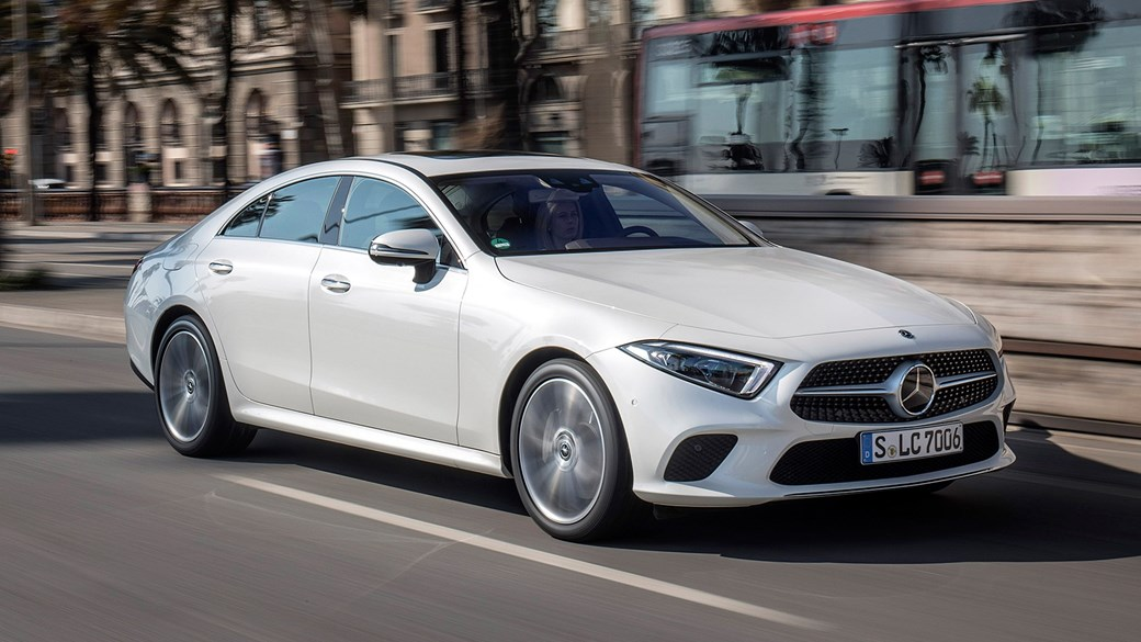 מפוארת New Mercedes CLS (2018) review: the four-door coupe is back | CAR WG-88