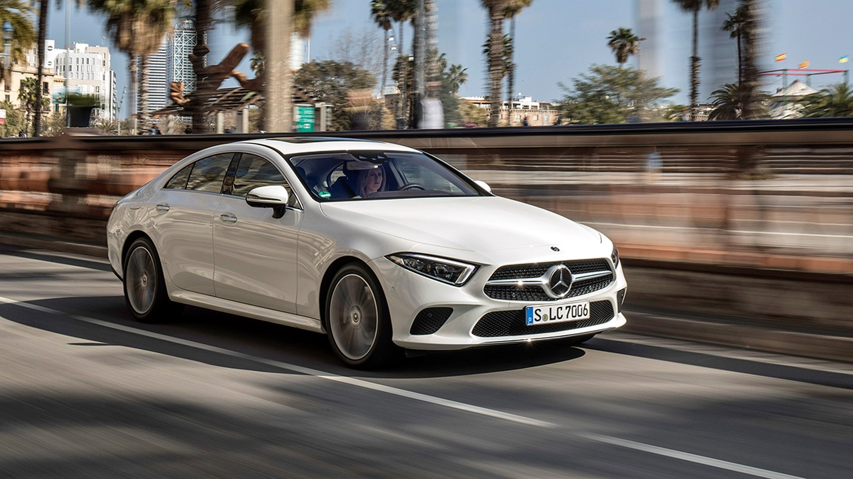 New Mercedes CLS 2018 Review The Four Door Coupe Is