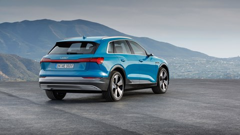 Audi e-Tron specs and prices