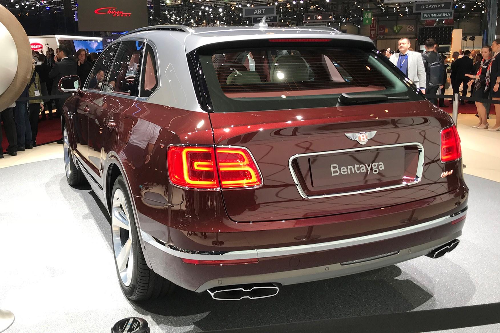 Bentley Bentayga Hybrid Specs Prices News Car Magazine