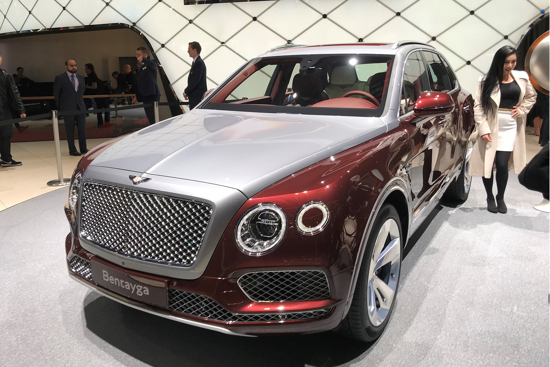 express bentayga bentley new jeep review ice diesel auto