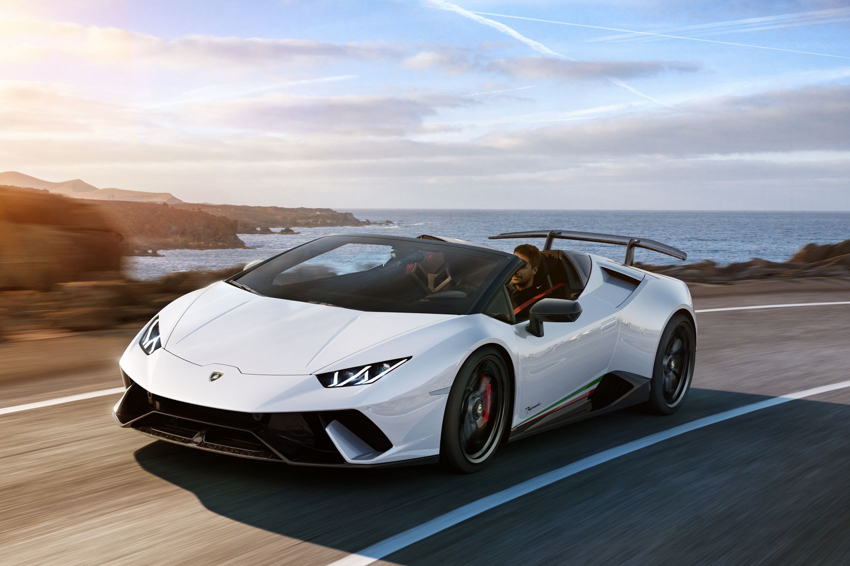 RE: Huracan Performante Spyder: Geneva 2018