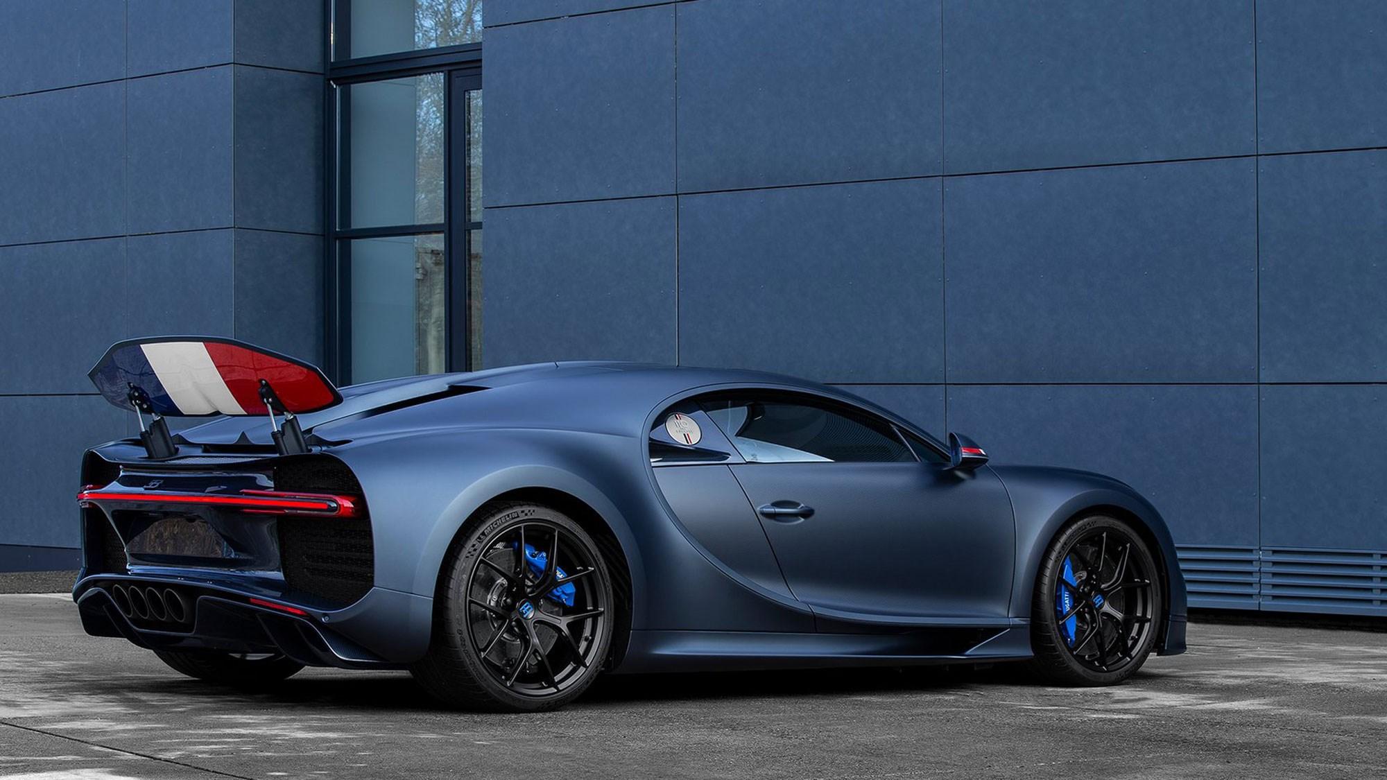 bugatti chiron clocks mph   record car magazine
