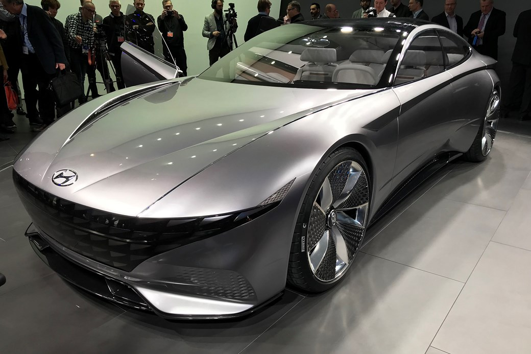 Concept cars 2018