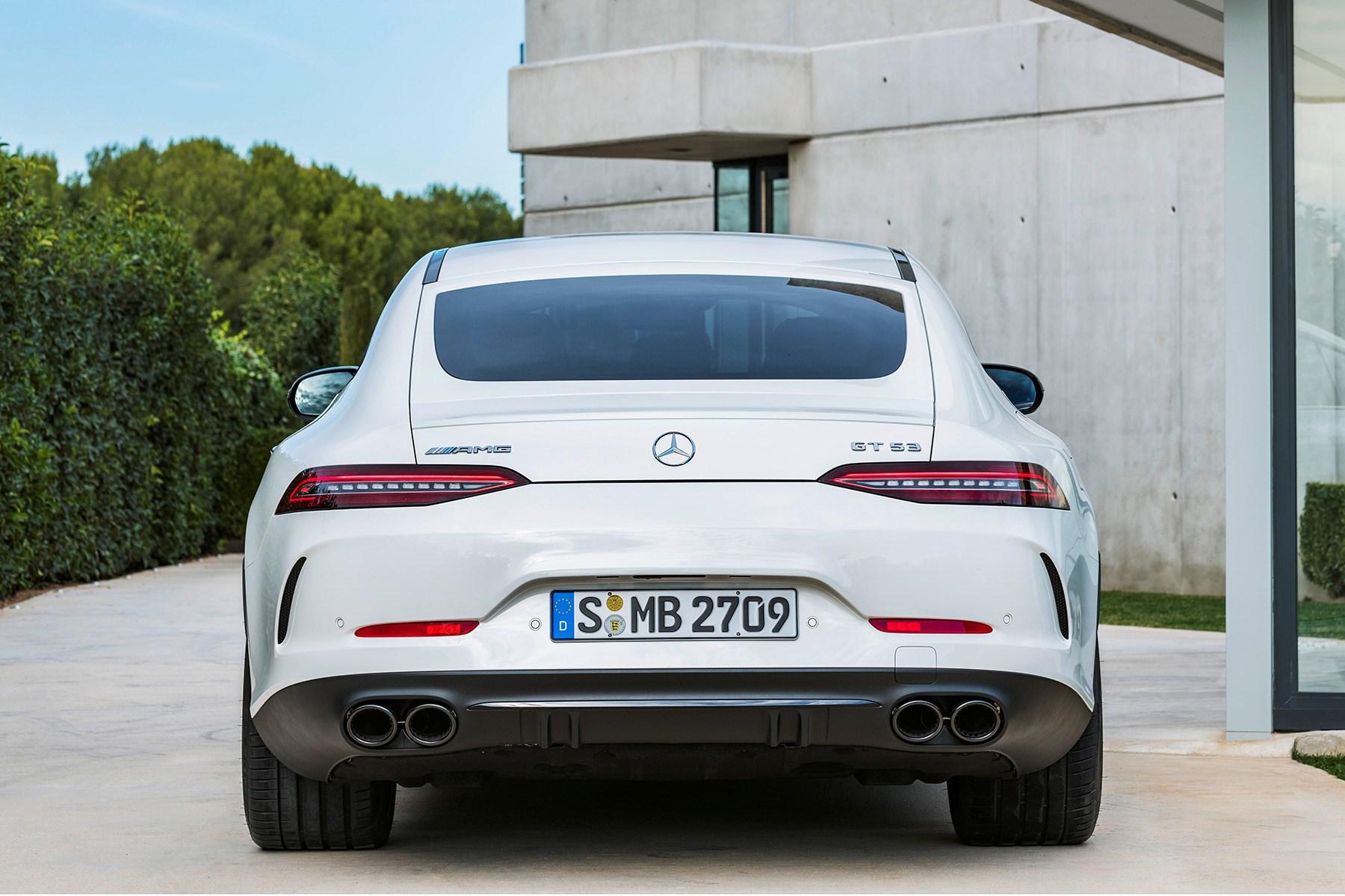 Mercedes Amg Gt 4 Door First Ride Impressions Car Magazine