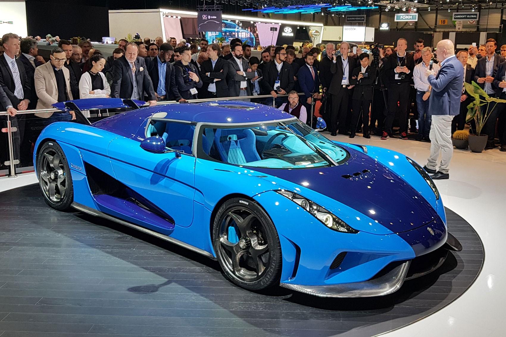 """Résultat de recherche d'images pour """"Koenigsegg, new car, 2018, 2019"""""""