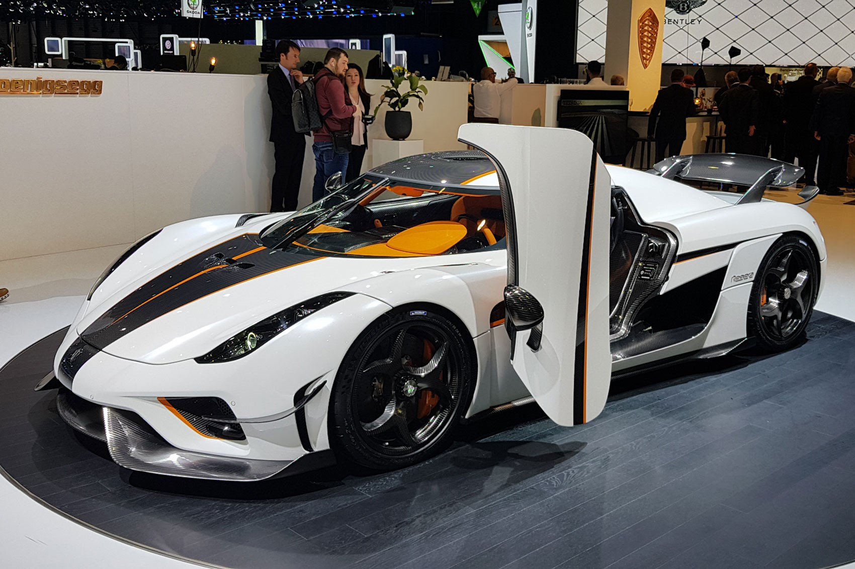 koenigsegg confirms agera rs replacement is coming in 2019 by car magazine. Black Bedroom Furniture Sets. Home Design Ideas