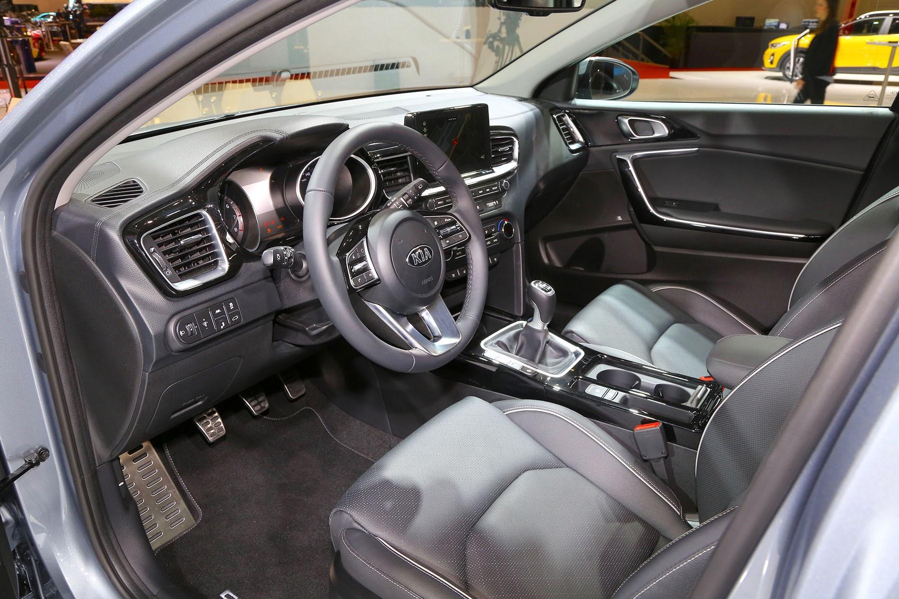 Need More Ceed It S Kia S New Sportswagon Estate Car