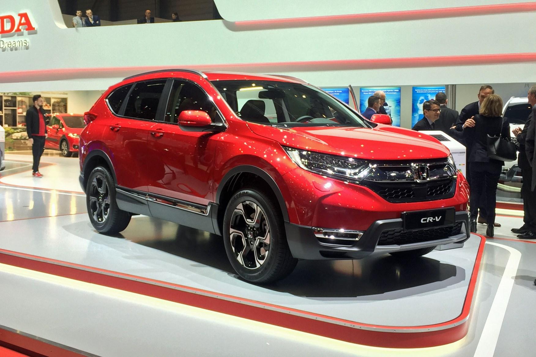 Honda Crv All Wheel Drive >> Honda CR-V (2018): news, info, pics, spec, hybrid | CAR Magazine