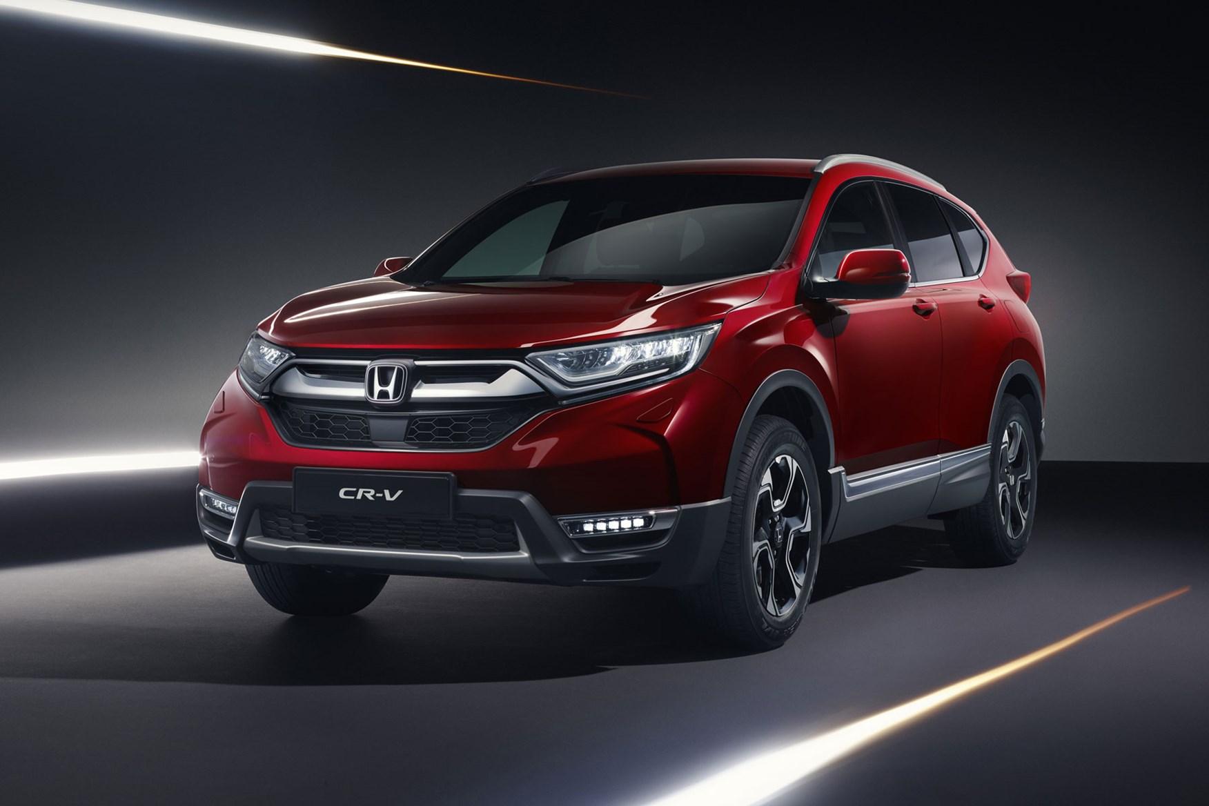 Honda CR-V (2018): news, info, pics, spec, hybrid | CAR Magazine