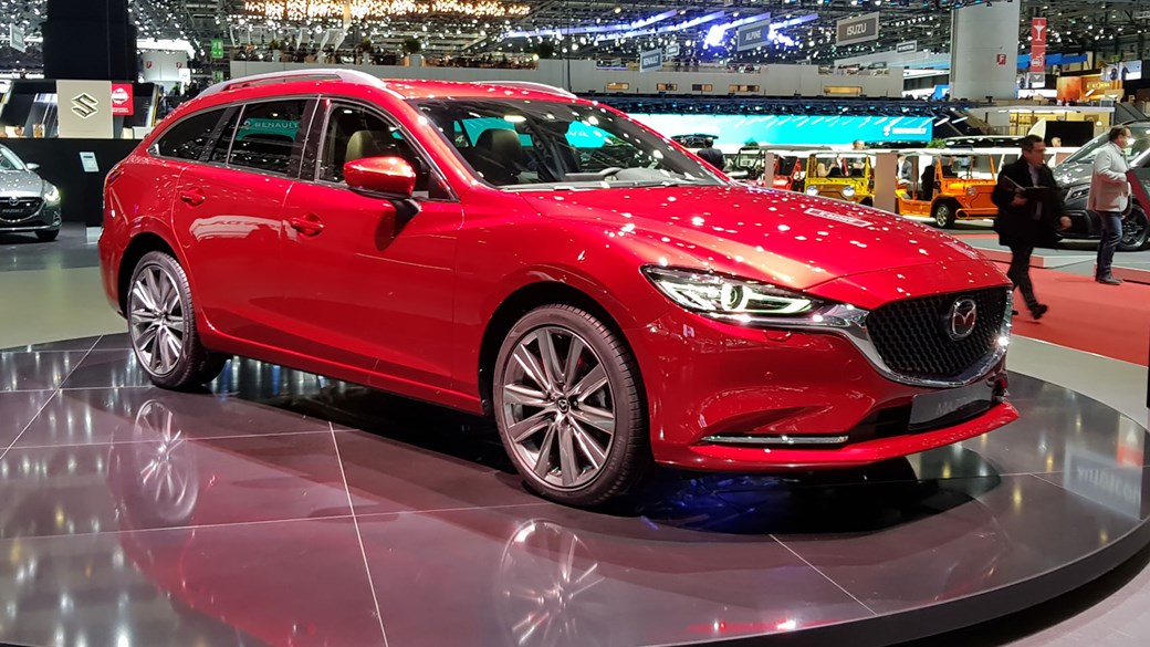 Mazda 6 Tourer Updated For 2018 But We Can T Tell The Difference