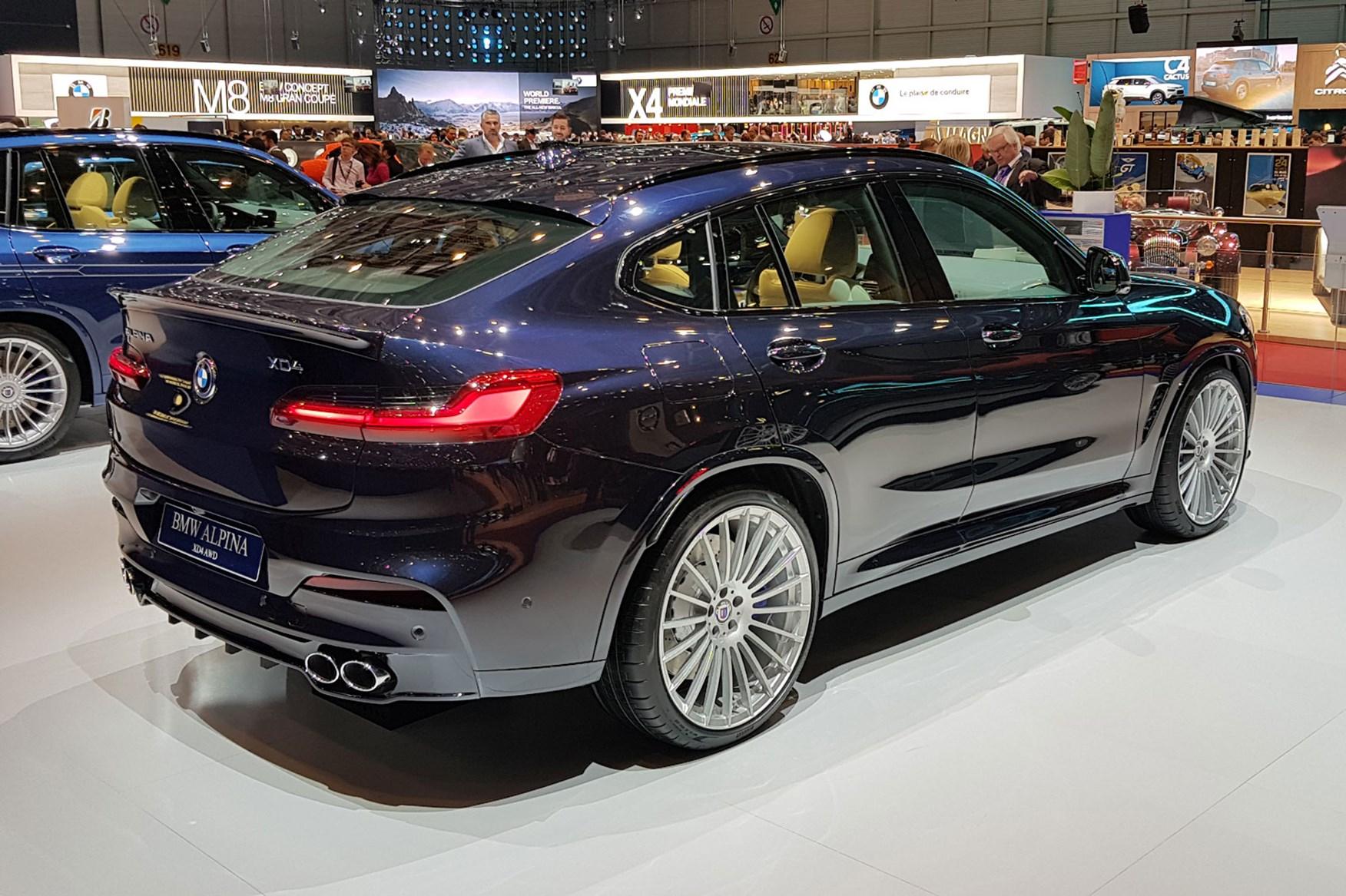 Bmw X4 Price >> Alpina revs up BMW SUVs with new XD3 and XD4 | CAR Magazine