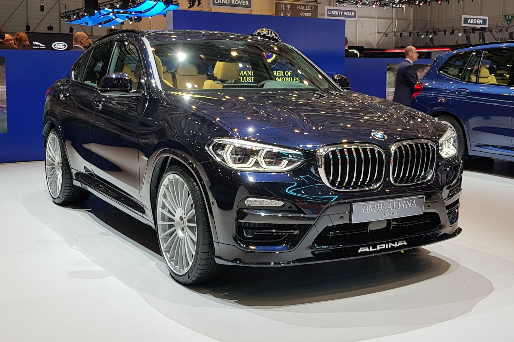 Alpina Revs Up BMW SUVs With New XD And XD CAR Magazine - Bmw alpina price range