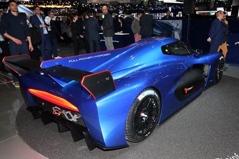 Pininfarina HK GT