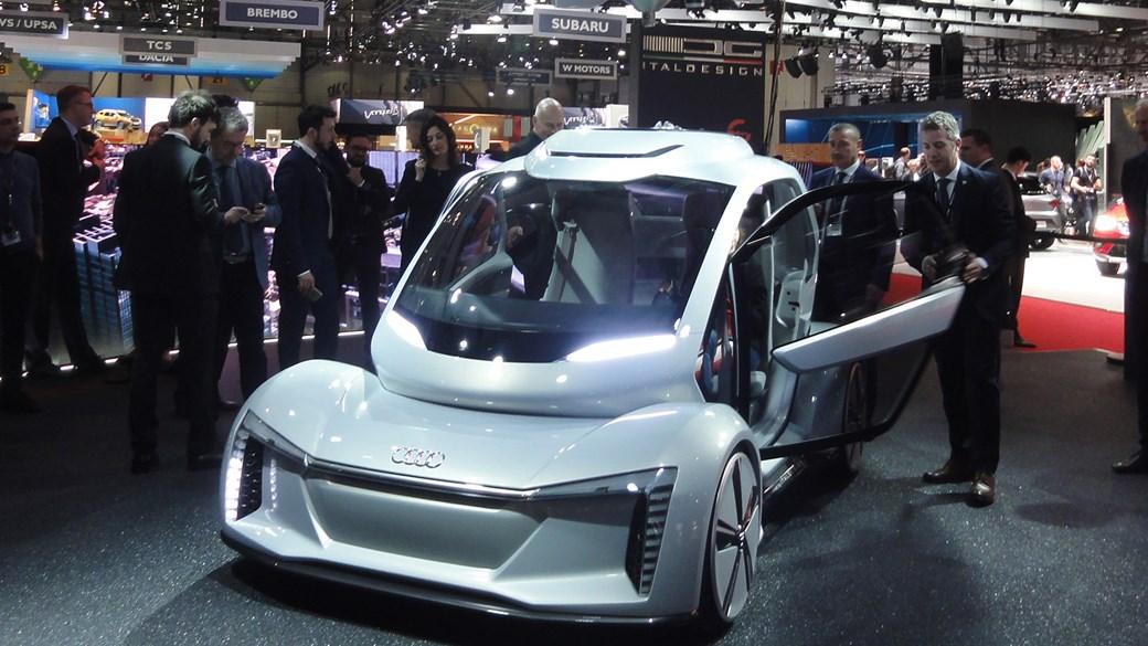 Audi Flying Car