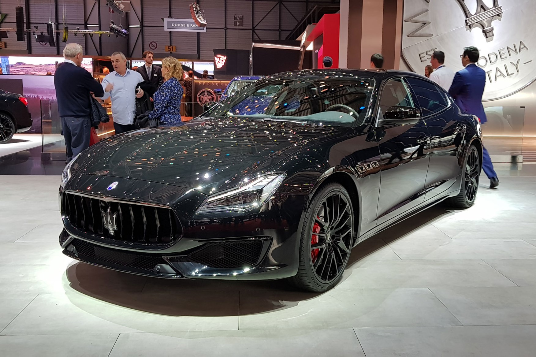 Murdered-out Masers: Maserati Nerissimo editions are here ...