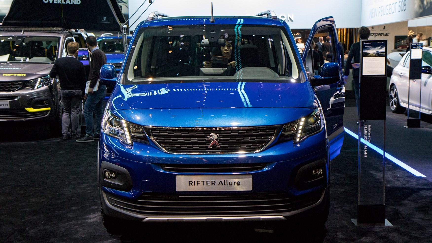 Car Insurance Company >> Peugeot Rifter: UK price of MPV revealed | CAR Magazine